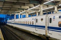 Hiroshima station Arkivfoto