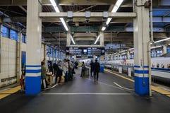 Hiroshima station Royalty Free Stock Image
