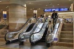 Hiroszima stacja, Japonia Zdjęcie Stock