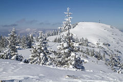 Hirschberg in winter Stock Image