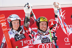 HIRSCHER Marcel Photo stock