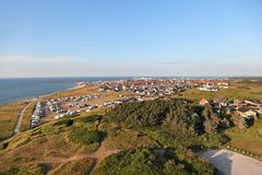 Hirtshals, Denmark Royalty Free Stock Photography