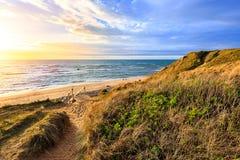 Hirtshals Lighthouse Stock Photography