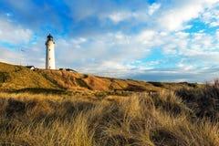Hirtshals Lighthouse Stock Photos
