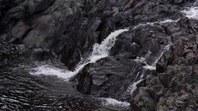 Hirvas falls stock video footage