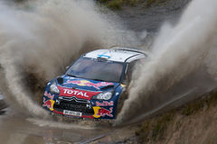Hirvonen Water Splash Stock Photo