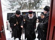His Beatitude Archbishop Lubomyr Husar Stock Images