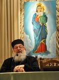 His Beatitude Archbishop Lubomyr Husar_6 Royalty Free Stock Images