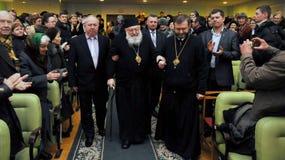 His Beatitude Archbishop Lubomyr Husar_2 Royalty Free Stock Image
