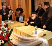 His Beatitude Archbishop Lubomyr Husar_12 Stock Photo