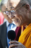 His Holliness Dalai Lama Stock Photo