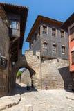 Hisar Kapia - αρχαία πύλη στην παλαιά πόλη Plovdiv, Βουλγαρία Στοκ φωτογραφία με δικαίωμα ελεύθερης χρήσης