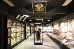 Hisart, świat pierwszy historii muzeum dioramę i tylko żyć Zdjęcia Royalty Free