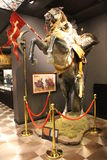 Hisart, świat pierwszy historii muzeum dioramę i tylko żyć Obrazy Stock