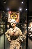 Hisart, eerste van de Wereld en slechts het leven Diorama van het geschiedenismuseum Royalty-vrije Stock Fotografie