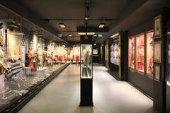 Hisart, Welt erster und nur lebendes Geschichtemuseums-Diorama Lizenzfreie Stockfotos