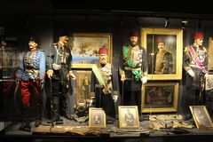 Hisart, World's first and only living history Museum Diorama. Royalty Free Stock Photos