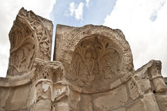 Hisham's Palace Stock Photography