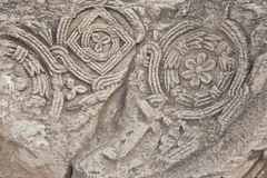 Hishams slott Arkivfoton
