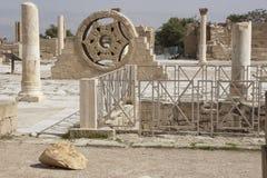 Hishams slott royaltyfri foto