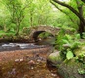 Hisley Bridge Royalty Free Stock Photography