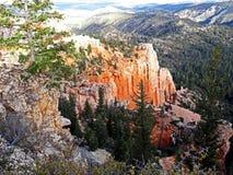 Hisnande skönhet i Bryce Canyon National Park Royaltyfri Bild