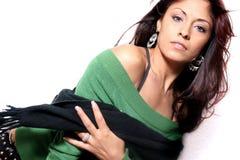 Hispanic Beauty Royalty Free Stock Images