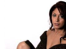 Hispanic Beauty Royalty Free Stock Photography