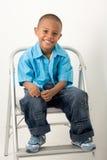 Hispanic boy 10 Stock Photo