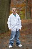 Hispanic boy Royalty Free Stock Photography