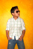 Hispanic Boy Stock Image