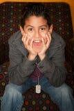 Hispanic Boy Royalty Free Stock Photography
