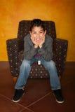 Hispanic Boy Royalty Free Stock Images