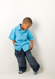 Hispanic boy 7 Royalty Free Stock Photo