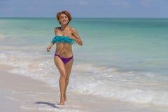 Hispanic Brunette Model Stock Images