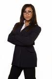 Hispanic Business woman Royalty Free Stock Images