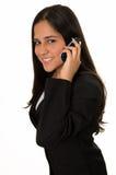 Hispanic Business woman Stock Photography
