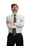 Hispanic Businessman Royalty Free Stock Photo