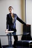 Hispanic businesswoman Stock Image
