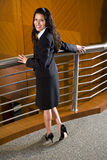 Hispanic businesswoman Royalty Free Stock Images