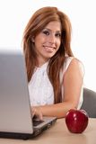 Hispanic businesswoman Royalty Free Stock Image