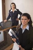 Hispanic businesswomen Stock Images