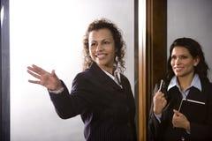 Hispanic businesswomen Stock Images