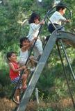 Hispanic children Royalty Free Stock Photos