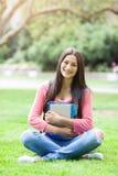 Hispanic college student Stock Photography