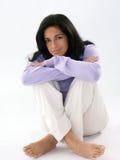Hispanic comfort. Royalty Free Stock Photography