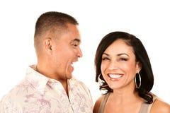 Hispanic Couple Royalty Free Stock Images
