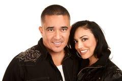 Hispanic Couple Royalty Free Stock Photos