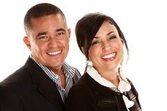Hispanic Couple Stock Photo
