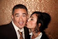 Hispanic couple Royalty Free Stock Photo